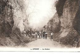 APPOIGNY LES ROCHERS - Frankrijk