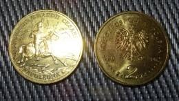 Chevau Napoleon I - 2010 POLAND - 2zł Collectible/Commemorative Coin POLONIA - Poland