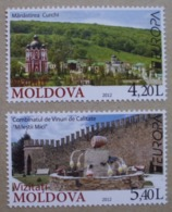 Moldawien       Europa  Cept    Besuchen Sie Europa  2012  ** - 2012