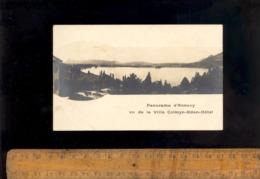ANNECY Haute Savoie 74 : Panorama D'Annecy Et Le Lac Vu De La Villa Colmyr Eden Hotel - Annecy
