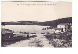 Lac Malaguet Et Bois Noir, Près La Chaise Dieu - La Chaise Dieu