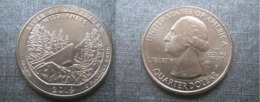 USA  - 1/4 (Quarter) Dollar ( 25 Cents ) 2019 - D UNC Church River No Return Lemberg-Zp - Altri