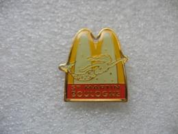 Pin's Du Mac Donald's De St Martin BOULOGNE (Dépt 62) - McDonald's