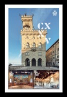 San Marino 2019 Mih. 2802/03 (Bl.89) Palazzo Pubblico MNH ** - San Marino