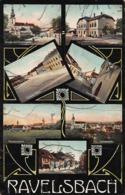 RAVELSBACH AUSTRIA~1908 MULTI IMAGE JOSEPH SCHEINER POSTCARD 42480 - Österreich