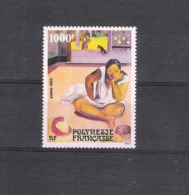 1989 - POLYNÉSIE  N° 346 NEUF -  OEUVRE P.GAUGUIN - TE FAATURUMA - COTE 32 Euros - Enchère à 15 % De La Cote - Polinesia Francese