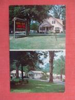 Villa Capri Motel  Hendersonville North Carolina  Ref 3734 - Vereinigte Staaten