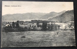Altenau/ Saulgrub Alte Dorfansicht/Landwirtschaft - Garmisch-Partenkirchen