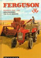 Ferguson : Prospekte 1948 - 1964 (tracteurs) Par Herausgegeben Et Von Klaus Bergner (ISBN 3926071281) - Livres, BD, Revues