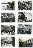 Petite Pochette 8 Photos Propagande Maréchal PETAIN Honneur Patrie - Guerre, Militaire