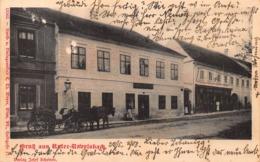 GRUSS Aus RAVELSBACH AUSTRIA~STREET VIEW~1908 JOSEPH SCHEINER PHOTO POSTCARD 42482 - Österreich