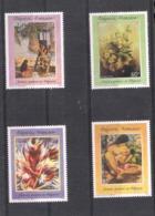 1992 - POLYNÉSIE  N° 422 / 425 NEUFS - ARTISTES PEINTRES EN POLYNESIE - COTE 7 Euros - Enchère à 15 % De La Cote - Nuovi