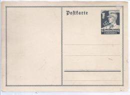 AK-div-32- 61361 -  Deutsches Reich - 6 Pfennig Ganzsache Deutsche Nothilfe - Germania