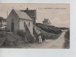 CBPNCPF22/ France CP Ambleteuse La Chapelle Saint-Pierre Animée (1906) - Sonstige Gemeinden