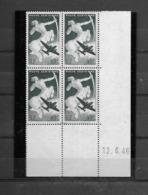 PA  16  **  Y & T  Série Mythologique Sagittaire Coins Daté « Poste Aérienne »  08/06 - 1927-1959 Ungebraucht