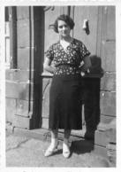 SAINT FLOUR  1938  PHOTO ORIGINALE FORMAT 8.50 X 6 CM - Lieux