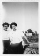 LE SOUL  1938  PHOTO ORIGINALE FORMAT 8.50 X 6 CM - Lieux