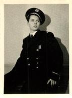 SOLDAT EN TENUE  PHOTO ORIGINALE FORMAT 8.X 6 CM - Krieg, Militär