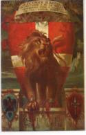 CROCE ROSSA ITALIANA - IX CIRCOSCRIZIONE - ROMA - VIAGGIATA - Rotes Kreuz