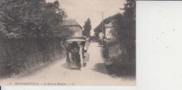 14 HENNEQUEVILLE  -  La Route De Honfleur  - - Frankreich