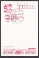 Japan Scenic Postmark, Wall Painting Asuka (js3844) - Japan