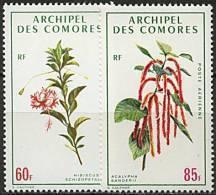 Comores, PA N° 37 à N° 38** Y Et T - Airmail
