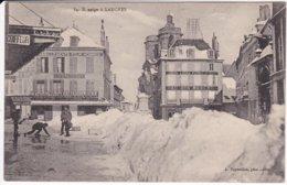 L120C_288 - Il Neige à Langres N° 84 - Langres
