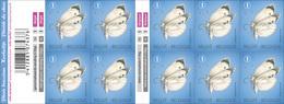 Boekje 130**/ Carnet 130 MNH 4255** / Vlinders - Koolwitje -Butterflies / Papilio Pieris  (1e Opschrift) - Carnets 1953-....