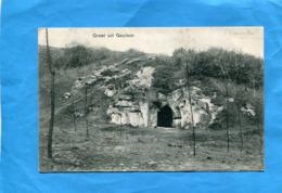 NEDERLAND- Groet Uit GEULEM- Troupeau De Moutons Et 2 Bergers Sur La Colline- A Voyagé En 1905 - Holanda