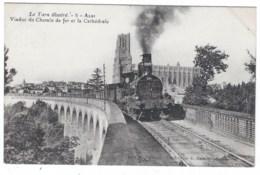 81 Albi  Viaduc Du Chemin De Fer - Albi