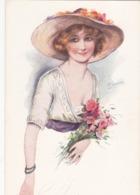 CPA  Rieuse De Paris  Illustrateur S. MEUNIER - Meunier, S.