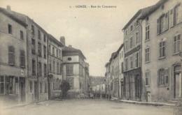 GORZE-LORRAINE-RUE DU COMMERCE - Andere Gemeenten