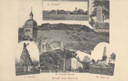 GRUSS AUS -GORZE-LORRAINE-ST THIEBAUD-ST CLEMENT KAPELLE-MONUMENT - Andere Gemeenten