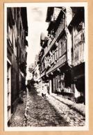 CPA Lisieux, Rue Aux Fevres, Ungel. - Lisieux