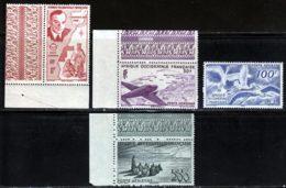 AOF PA 1947 Yvert 11 / 14 ** TB - Neufs