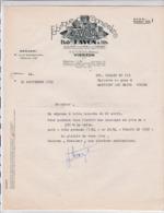 18-J.Avon Fabrique De Conserves...Vierzon..(Cher)...1953 - Alimentaire