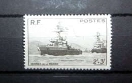 FRANCE 1946 N°752 ** (OEUVRES DE LA MARINE. 2F + 3F NOIR) - France