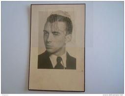 Doodsprentje Behets Louis ° Mechelen 3 Juli 1922 + 2 Oct. 1943 Begraven A.G. Villingen Duitsland Concentratiekamp ??? - Andachtsbilder