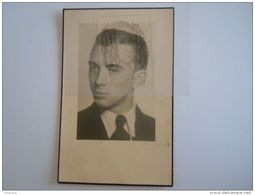 Doodsprentje Behets Louis ° Mechelen 3 Juli 1922 + 2 Oct. 1943 Begraven A.G. Villingen Duitsland Concentratiekamp ??? - Santini