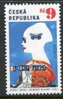 CZECH REPUBLIC 2003 Europa: Poster Art MNH / **.  Michel 354 - Czech Republic