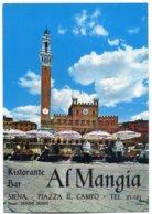 Ristorante Bar Al Mangia - SIENA - Siena