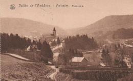 Belgien - Vallee De L Ambleve - Vielsalm - Panorama - 1917 - Belgium