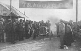 "08787 ""WEILL - SCHOTT SU FIAT - 1907 - TARGA FLORIO"" ANIMATA. FOTO ORIG. - Automobili"