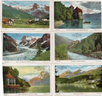 VERO FRANCK  - 6 FIGURINE Dal 191 Al 196 - Andere Sammlungen