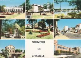 CPSM SOUVENIR DE CHAVILLE - Chaville