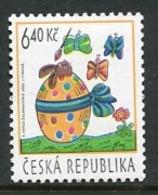 CZECH REPUBLIC 2003 Easter MNH / **.  Michel 350 - Tschechische Republik