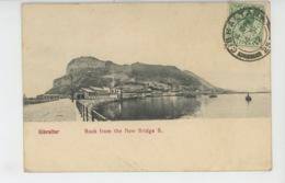 GIBRALTAR - Rock From The New Bridge S. - Gibilterra