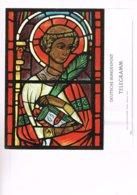 TELEGRAMME ALLEMAND NEUF : Saint Marc. - Verres & Vitraux