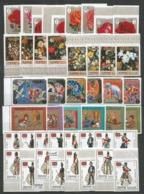 44 Stamps MANAMA - AJMAN - MNH - Art - Painting - Tales - Uniforms - Religious