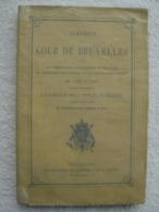 Belgique – Almanach De La Cour - EO 1864 – Rare - Belgique